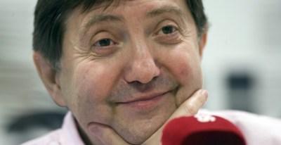 El periodista Federico Jorge Jiménez Losantos