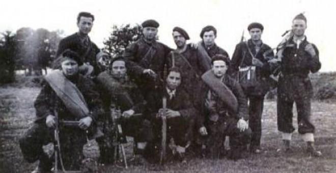 El maquis comenzó a desplegarse por las montañas del Maestrazgo y Beceite tras la fallida invasión del valle de Arán en 1944.