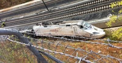 Imagen de archivo del accidente de tren en Angrois / EUROPA PRESS
