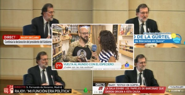 Rajoy TVE