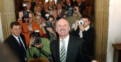 Manuel Cabezas, en una imagen de archivo. EFE