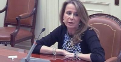 La juez Carmen Lamela