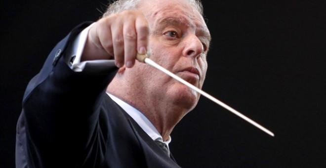 El pianista y director de orquesta argentino-israelí Daniel Barenboim - REUTERS
