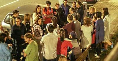 Asamblea de los vecinos de A Patiña. Foto: José Antonio Otero Irreversible TV