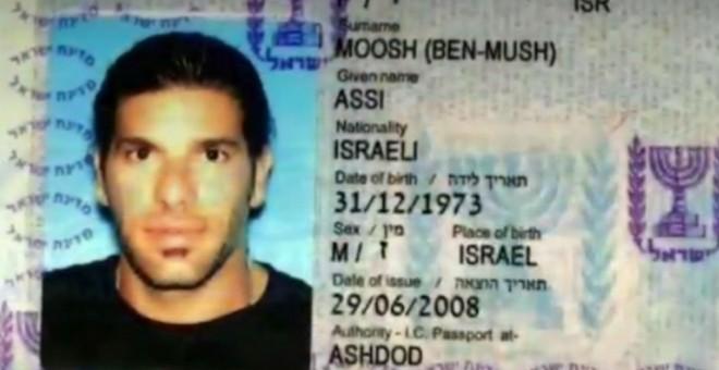 El exmilitar israelí