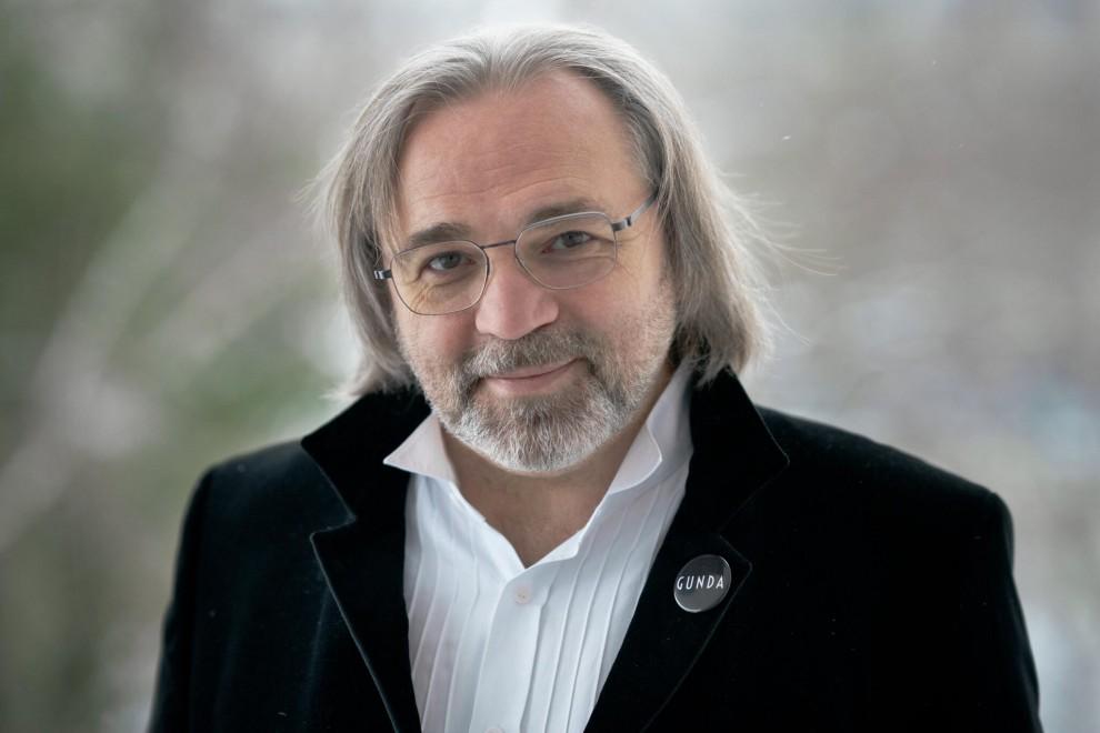 El cineasta ruso Víctor Kossakovsky.