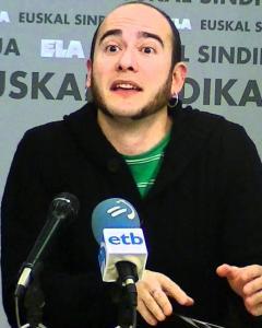 Mikel Soto denuncia por torturas al Estado español. Su denuncia está en el TC.- Youtube