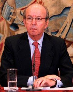 El ex jefe de la Casa Real, Rafael Spottorno. EFE