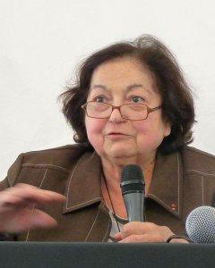 La antropóloga francesa Françoise Héritier