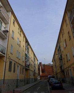 El barrio Alamín donde están las viviendas es uno de los más degradados de Guadalajara