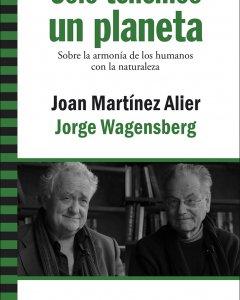 Portada del libro de Wagensberg y Martínez Alier