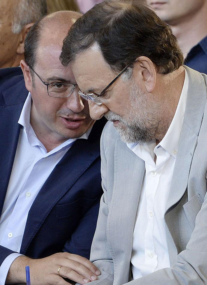 La Murcia del PP: 35 de los 45 municipios de la Región manchados por la corrupción
