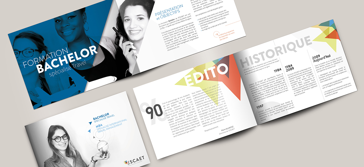 Escaet - Brochure