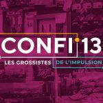 CONFI 13 - Logotype - Impulsion