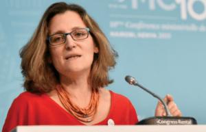 Chrystia Freeland - International Trade Minister WTO Photo