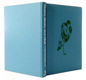 Skates, Sticks, and Men Secret Hollow Book Safe