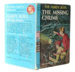 The Hardy Boys Missing Chums Secret Hollow Book Safe