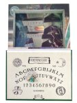 inside of Insight on the Scriptures fortune teller/keeper ouija board book safe