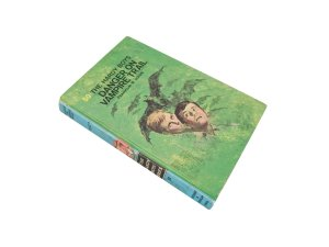 Hardy Boys Danger on Vampire Trail Hollow Book Safe