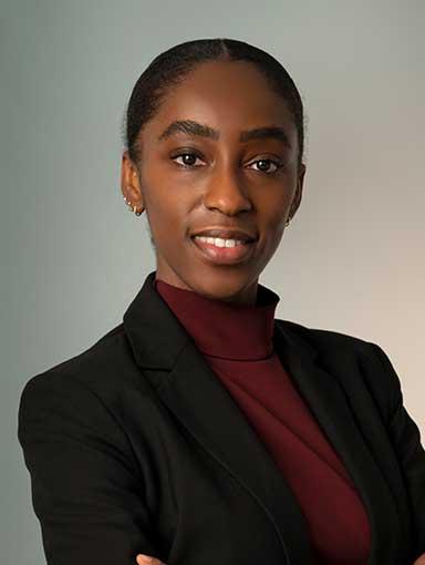 Kethia Joseph - Senior Manager