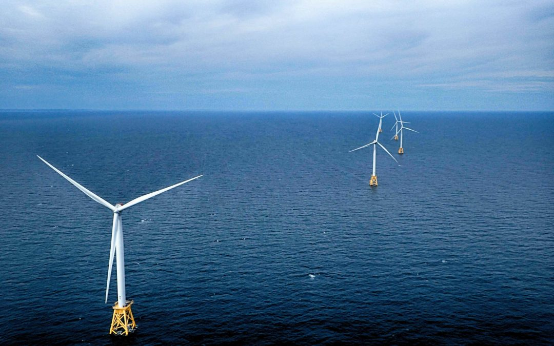 Wind Energy: Farms of the Future, by Emily Pfeiffer and Bebe LeGardeur