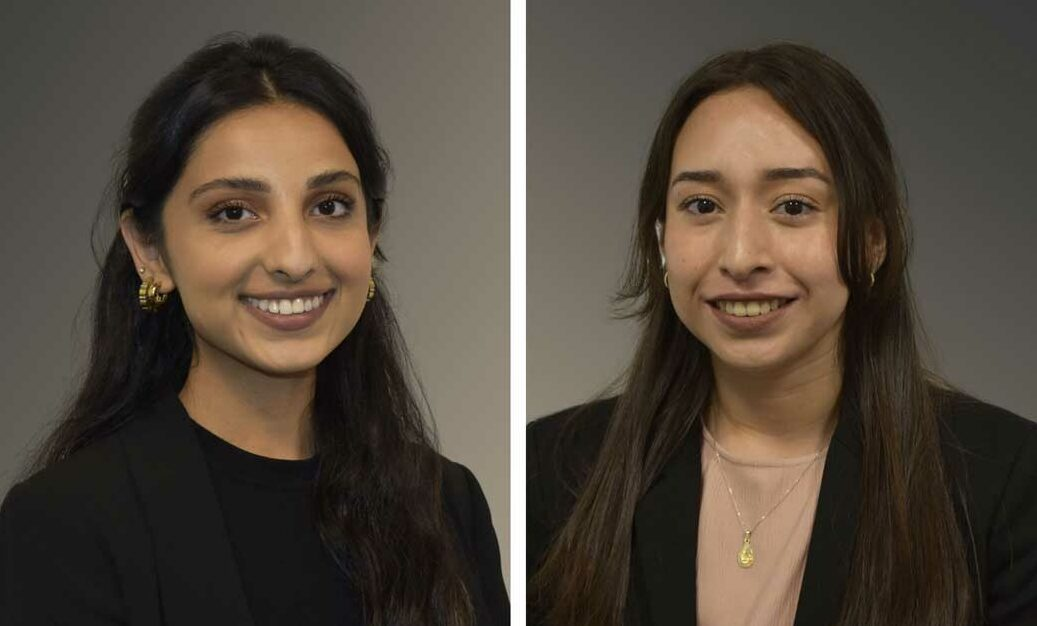 Meet Eeraj and Amairani: Public Works Partners' Newest Analysts