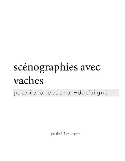scenographies