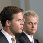 Een stem op Rutte is een stem op Wilders