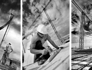 Reportaje fotográfico seguimiento de obra en Murcia