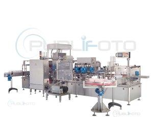 Fotografía de maquinaria industrial en Murcia