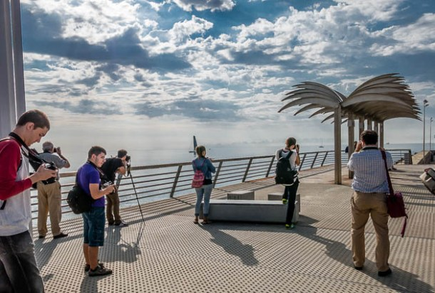 Curso fotografía Puerto de Alicante