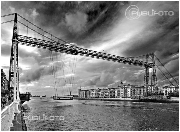 Puente de Vizcaya - Bilbao - Getxo