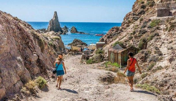 alumnos cursos fotografía en Almería