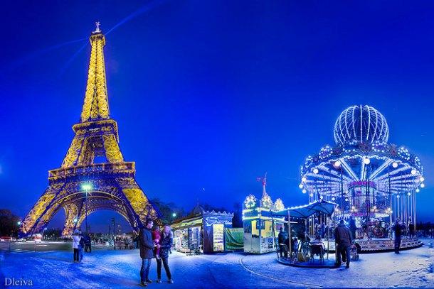 Paris - Curso fotografía HDR - Publifoto.org