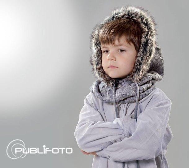 Mario, niño modelo.