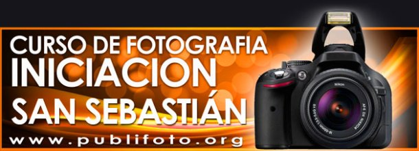 Cursos de fotografía en Donostia