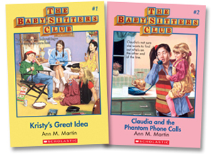 Image result for babysitters club books