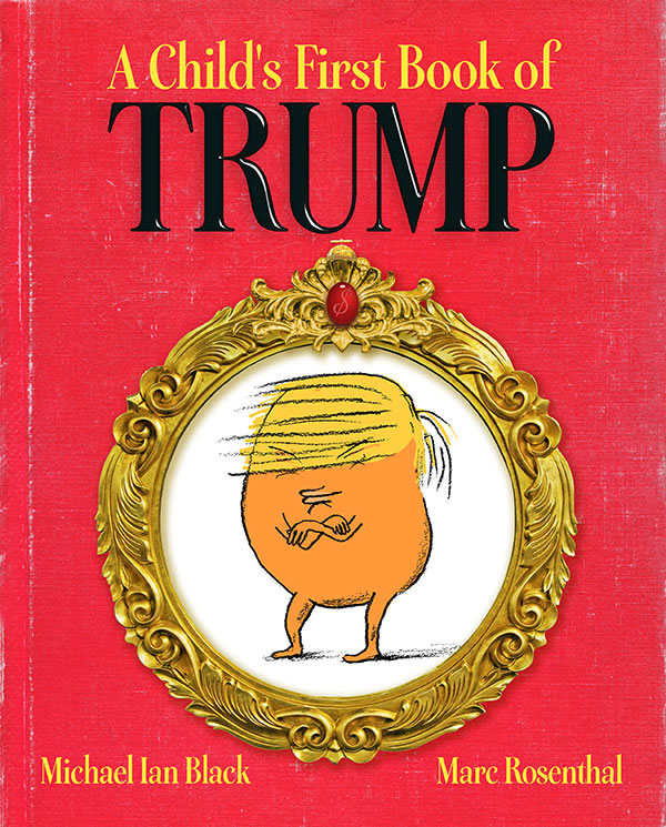 'A Child's First Book of Trump' Due from S&S