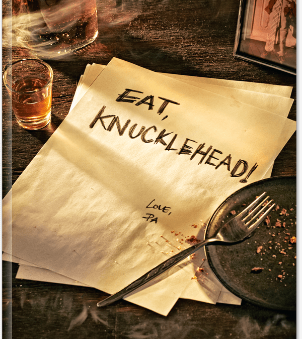 Get a Free Copy of Eat, Knucklehead