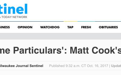Milwaukee Journal-Sentinel on Irksome Particulars