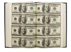 Self-publishing success equals money?