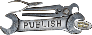 Self-Publishing Toolkit to educate those who need to learn about self-publishing companies to avoid