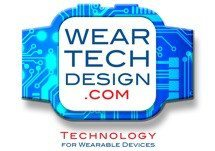 New website WearTechDesign.com for wearable design engineers