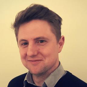John Robertson, Account Manager, Digital Marketing