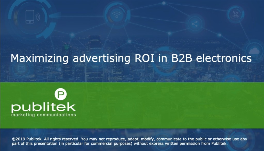 Revealed: how to boost ROI by over 10X in digital, B2B
