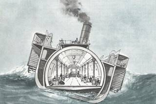 Bessemer steamship