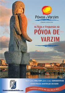 As Ruas e Freguesias de Póvoa de Varzim 3.ª Edição