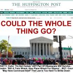 Huffington Predicts the Demise of Obamacare