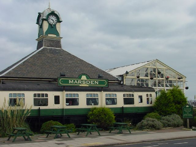 The Marsden Rattler, South Shields, Tyne and Wear