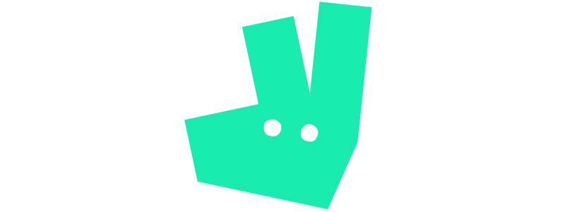 Deliveroo Logo Green